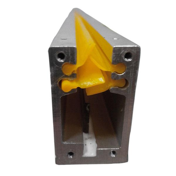 Thước quang kết nối bộ điều khiển PLC - 2 lớp chống bụi
