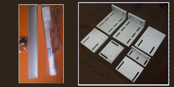 Bộ đồ gá thước quang máy phay