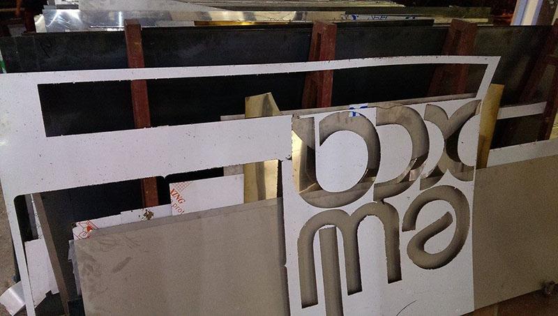 Lắp thước quang máy chấn tôn Công Ty Inox Hoàng Kim 13