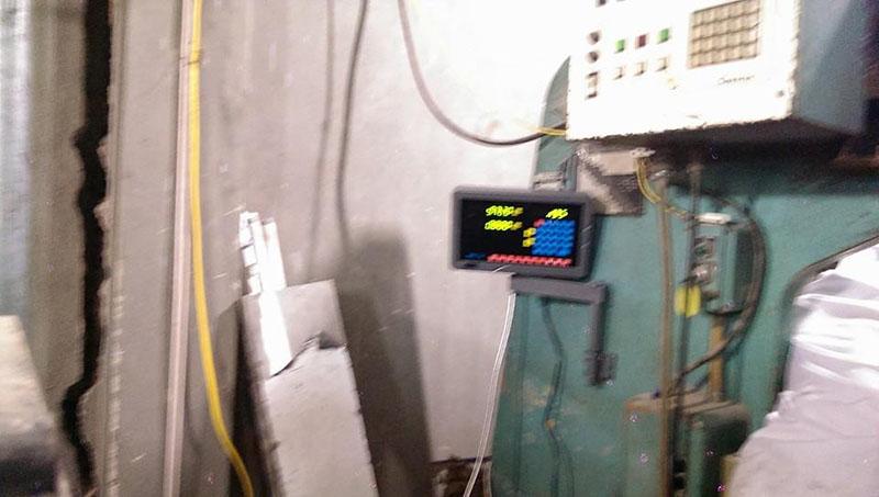 Lắp thước quang máy chấn tôn Công Ty Inox Hoàng Kim 14