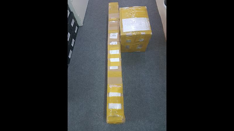 Lắp thước quang máy cưa gỗ Công Ty TNHH Đồ Gỗ Gia Dụng Màu Xanh 6