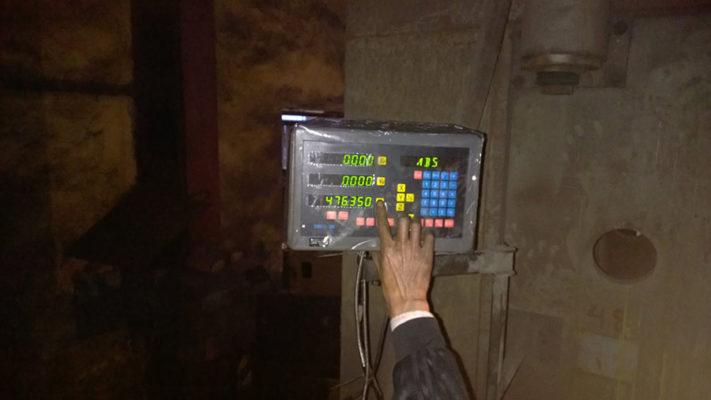 Cung cấp và lắp đặt thước quang máy doa tại Hà Nội cho Công Ty Formach 1