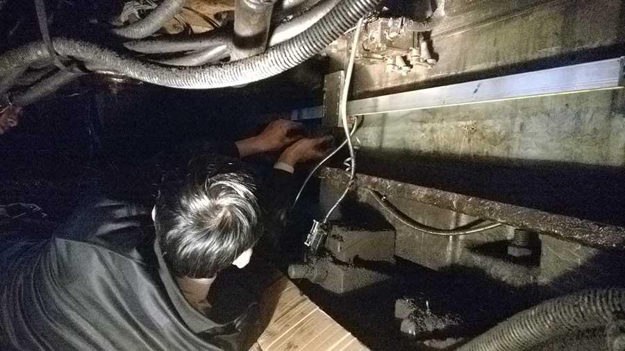 Cung cấp và lắp đặt thước quang máy doa tại Hà Nội cho Công Ty Formach 14