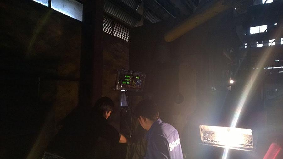 Cung cấp và lắp đặt thước quang máy doa tại Hà Nội cho Công Ty Formach 17