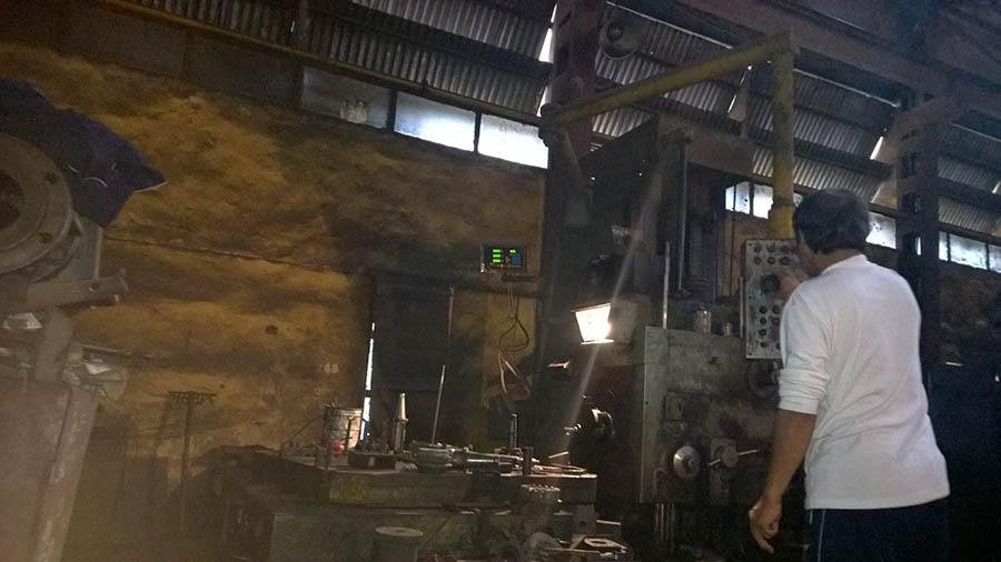 Cung cấp và lắp đặt thước quang máy doa tại Hà Nội cho Công Ty Formach 19
