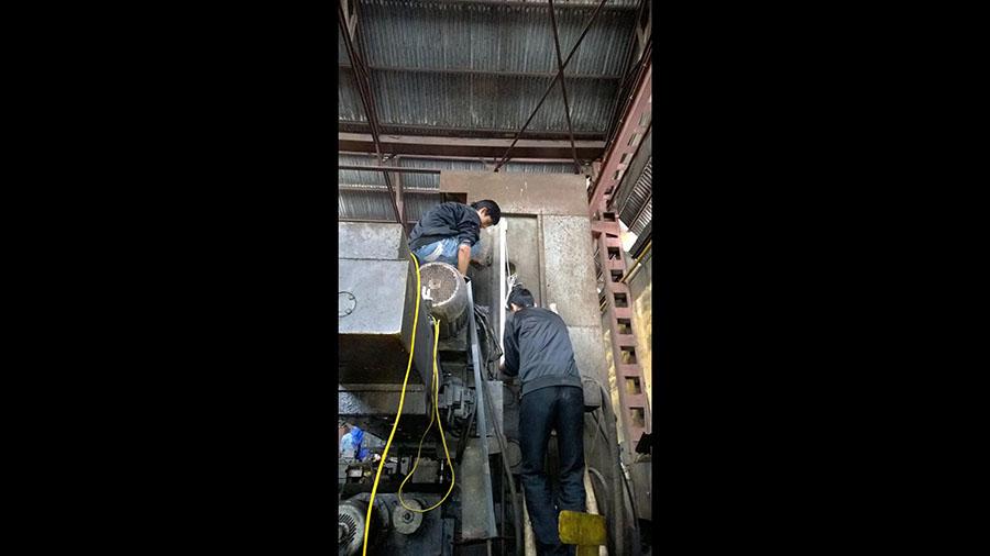 Cung cấp và lắp đặt thước quang máy doa tại Hà Nội cho Công Ty Formach 3
