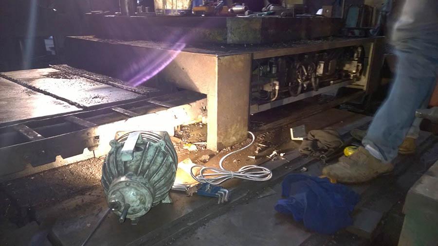 Cung cấp và lắp đặt thước quang máy doa tại Hà Nội cho Công Ty Formach 6