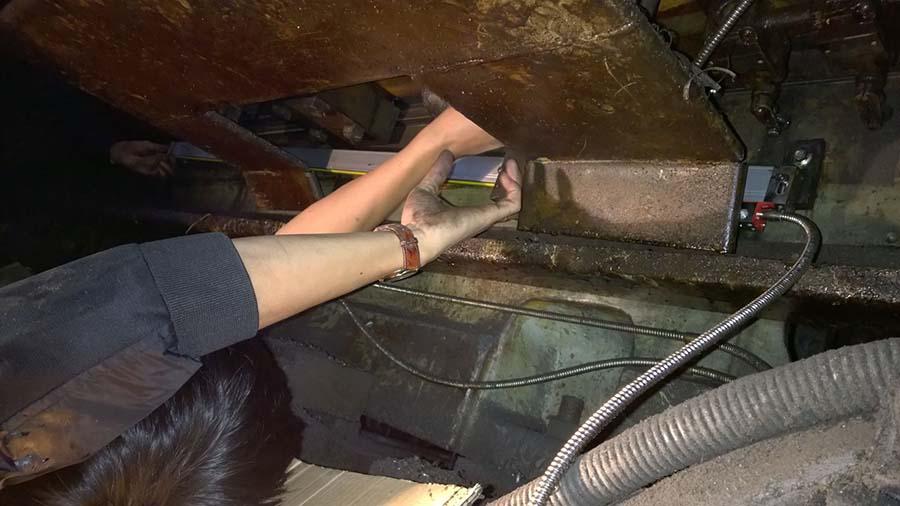 Cung cấp và lắp đặt thước quang máy doa tại Hà Nội cho Công Ty Formach 9