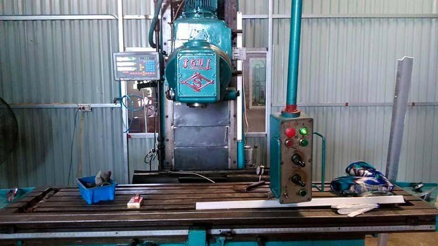 Cung cấp và lắp đặt thước quang máy phay tại Hà Nội cho Công Ty Osco 1