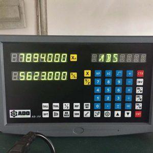màn hình hiển thị 2 trục ADO AD-2M